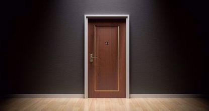 Изображение Установка входных дверей